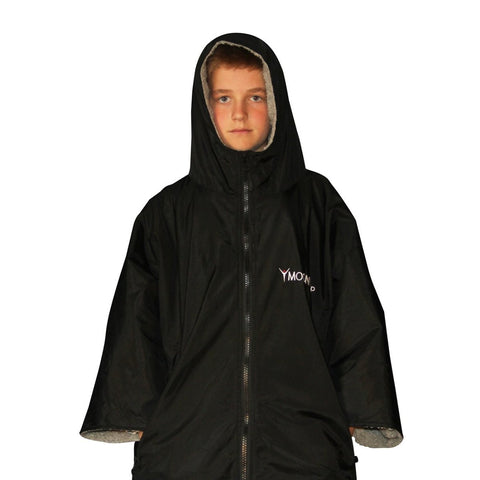 MOONWRAP KIDS WATERPROOF CHANGING ROBE - SHORT SLEEVE - Atlantic Kayaks & Leisure