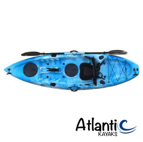 Pre-Order - Atlantic Wave (Ocean Blue/White) - Atlantic Kayaks & Leisure