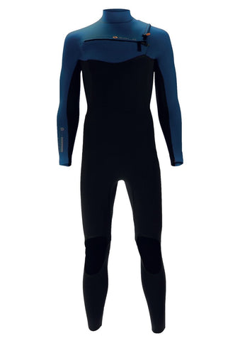 SOLA INFERNO 2021 MENS 5/4 FRONT ZIP FULLSUIT - Atlantic Kayaks & Leisure