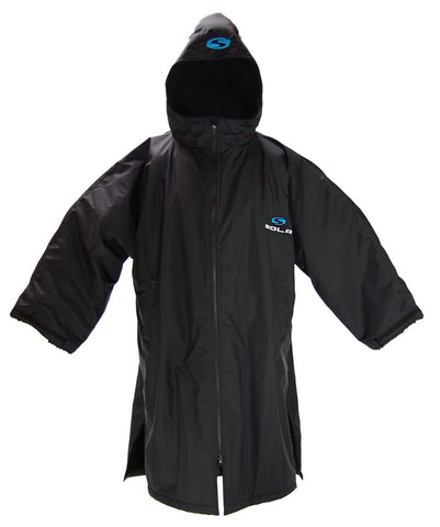 SOLA WATERPROOF CHANGING COAT / ROBE. - Atlantic Kayaks & Leisure