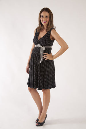 Sunray Dress - Polkadots - Only size S left!