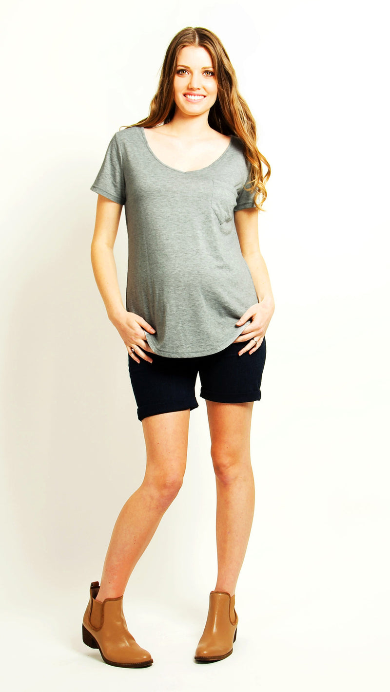 THE ESSENTIAL TEE | SIZE S, M | EGG Maternity