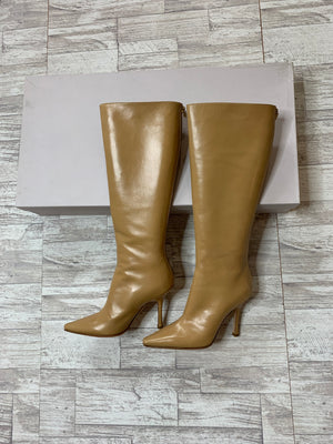 JIMMY CHOO | LEATHER BOOTS