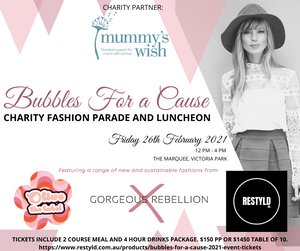 Bubbles For A Cause 2021 Event Tickets