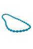 Tulip Bead Necklace Turquoise