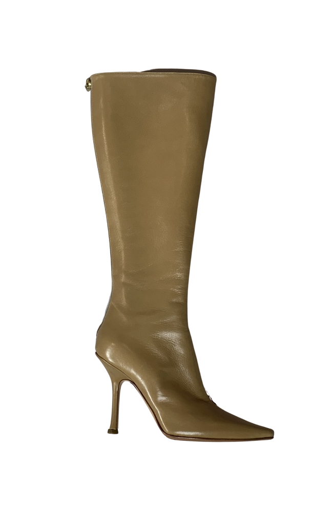 JIMMY CHOO | Leather Boots Sz 5