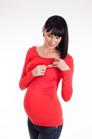 Milkbar Love Top - Poppy Red