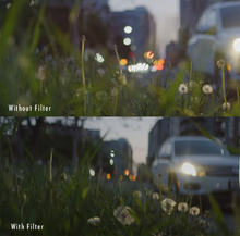 Load image into Gallery viewer, Snapfocal Anamorphic Bokeh Filter