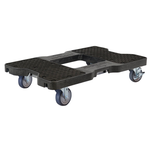 1,200 lb General Purpose E-Track Dolly Black