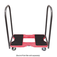 1,200 lb General Purpose E-Track Push Cart Dolly Red