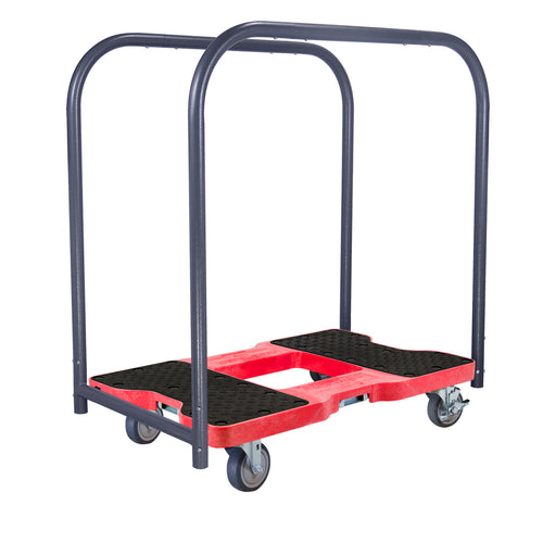 1,200 lb General Purpose E-Track Panel Cart Dolly Red