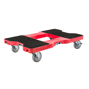 1,500 lb Industrial Strength E-Track Dolly Red