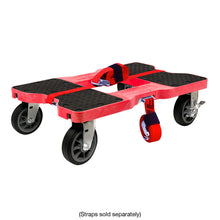 Load image into Gallery viewer, 1,500 lb All-Terrain E-Track Dolly Red