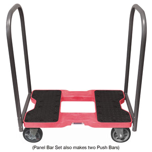 1500 lb ALL-TERRAIN E-TRACK PANEL CART Red