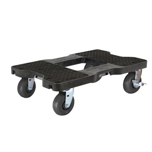 1,600 lb Extreme-Duty Black-Ops E-Track Dolly