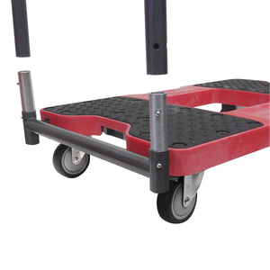 Panel Bar Set for Snap-Loc E-Track Dolly