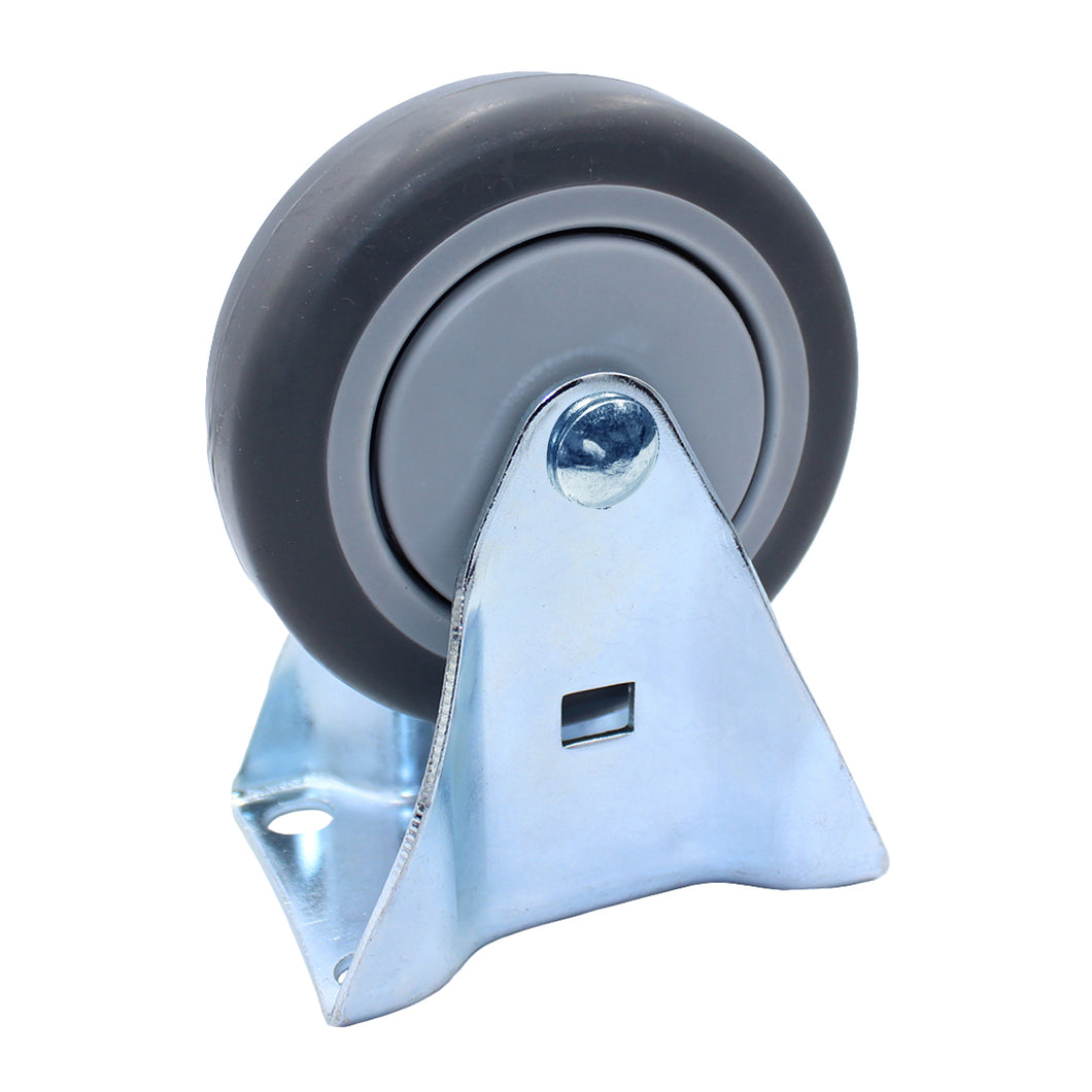 300 lb Caster 4 Inch General Purpose Thermoplastic Rigid