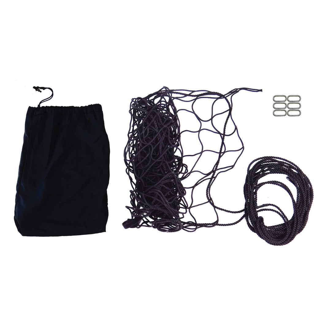 Truck Trailer Cargo Net 60 x 72 Inch with Cinch Rope