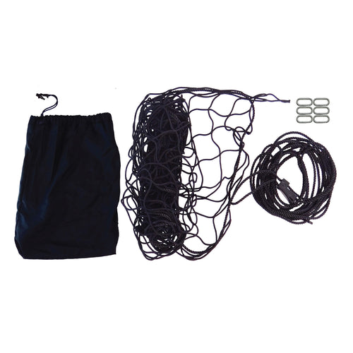 Truck Trailer Cargo Net 60 x 96 Inch with Cinch Rope