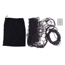 Truck Trailer Cargo Net 96 x 144 Inch with Cinch Rope