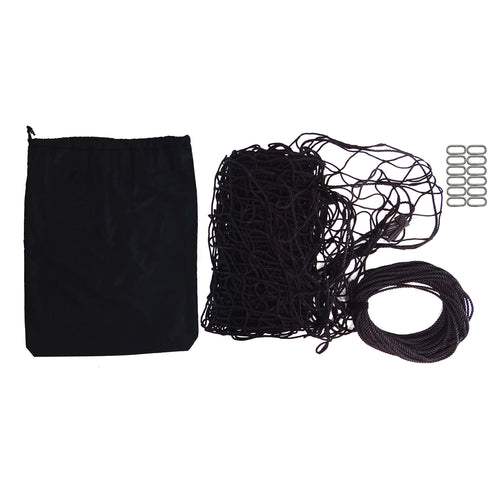 Truck Trailer Cargo Net 96 x 192 Inch with Cinch Rope
