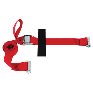 2 in x 8 ft E-Track Cam Strap Tie-Down 3,000 lb