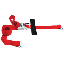 Load image into Gallery viewer, 2 in x 8 ft E-Track Ratchet Strap Tie-Down 4,400 lb