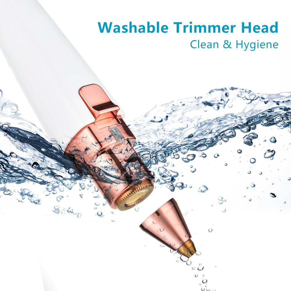 Rechargeable Eyebrow Trimmer