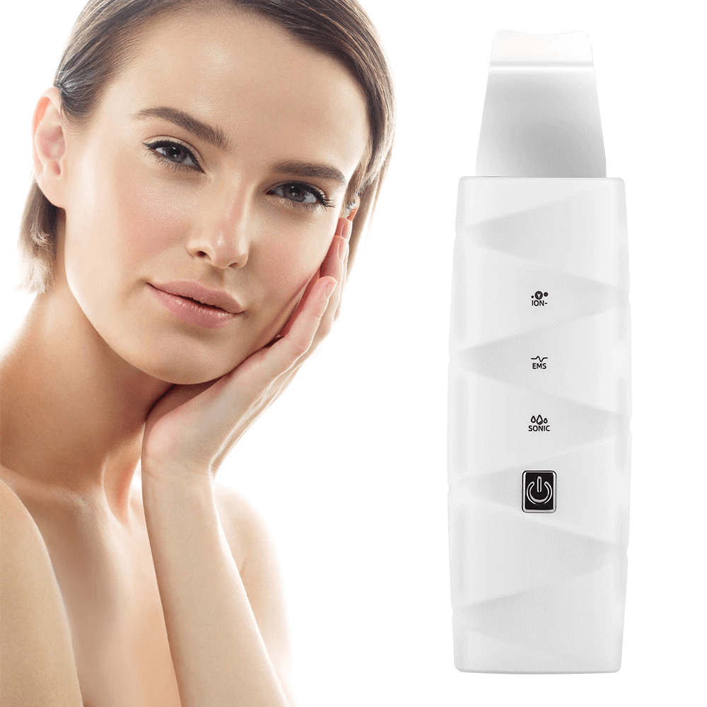 How To Use Ultrasonic Skin Scrubber