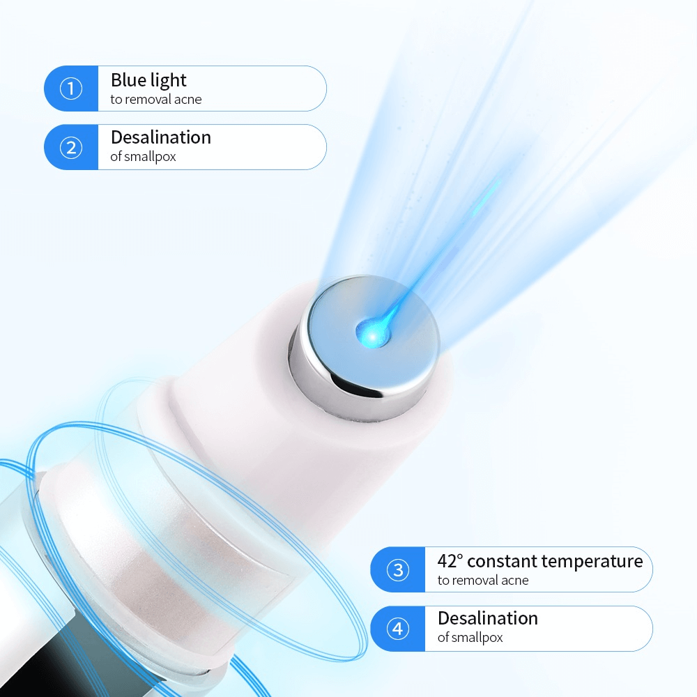 Acne Clearing Blue Light Pen