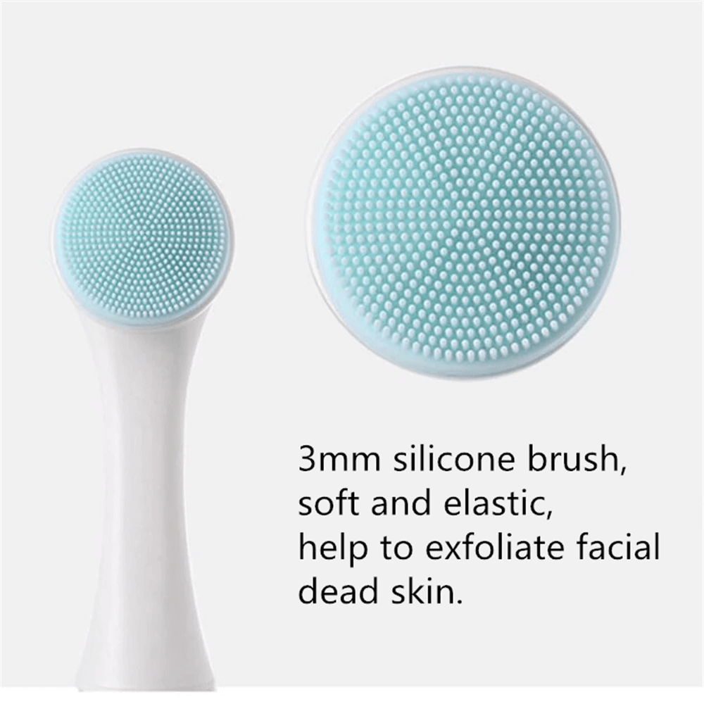 Best Silicone Facial Cleansing Brush
