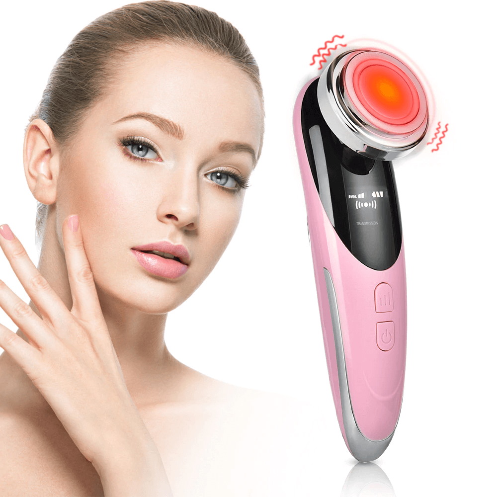 Anti Aging Microcurrent & Light Therapy Device