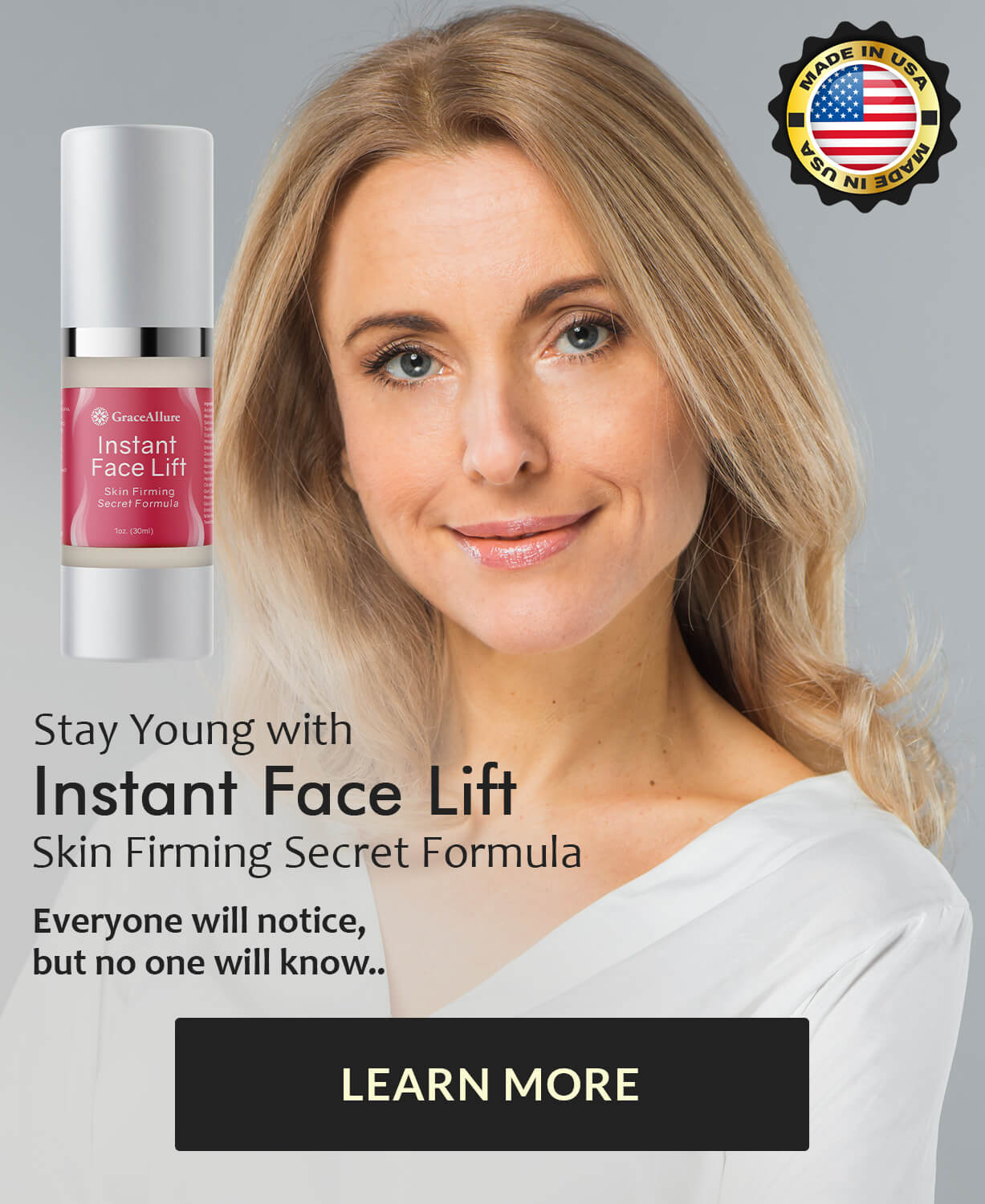 Stay Young with bioReverse Anti-Aging Secret Formula