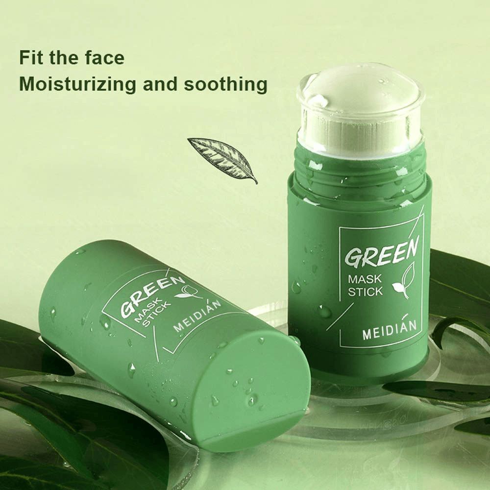 Green Tea Cleansing Clay Mud Mask  Therapy