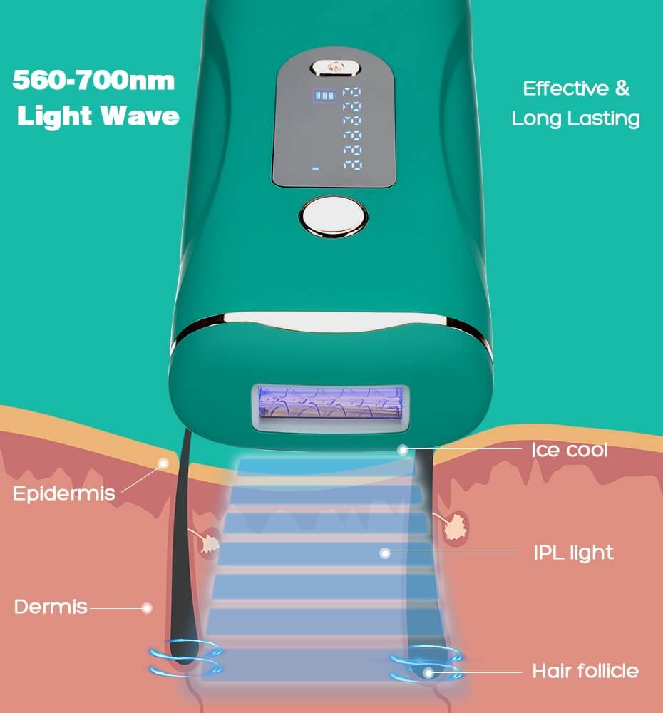 How To Use Ipl Hair Removal