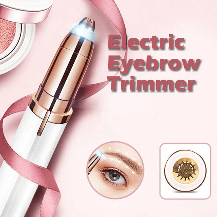How To Use Eyebrow Trimmer