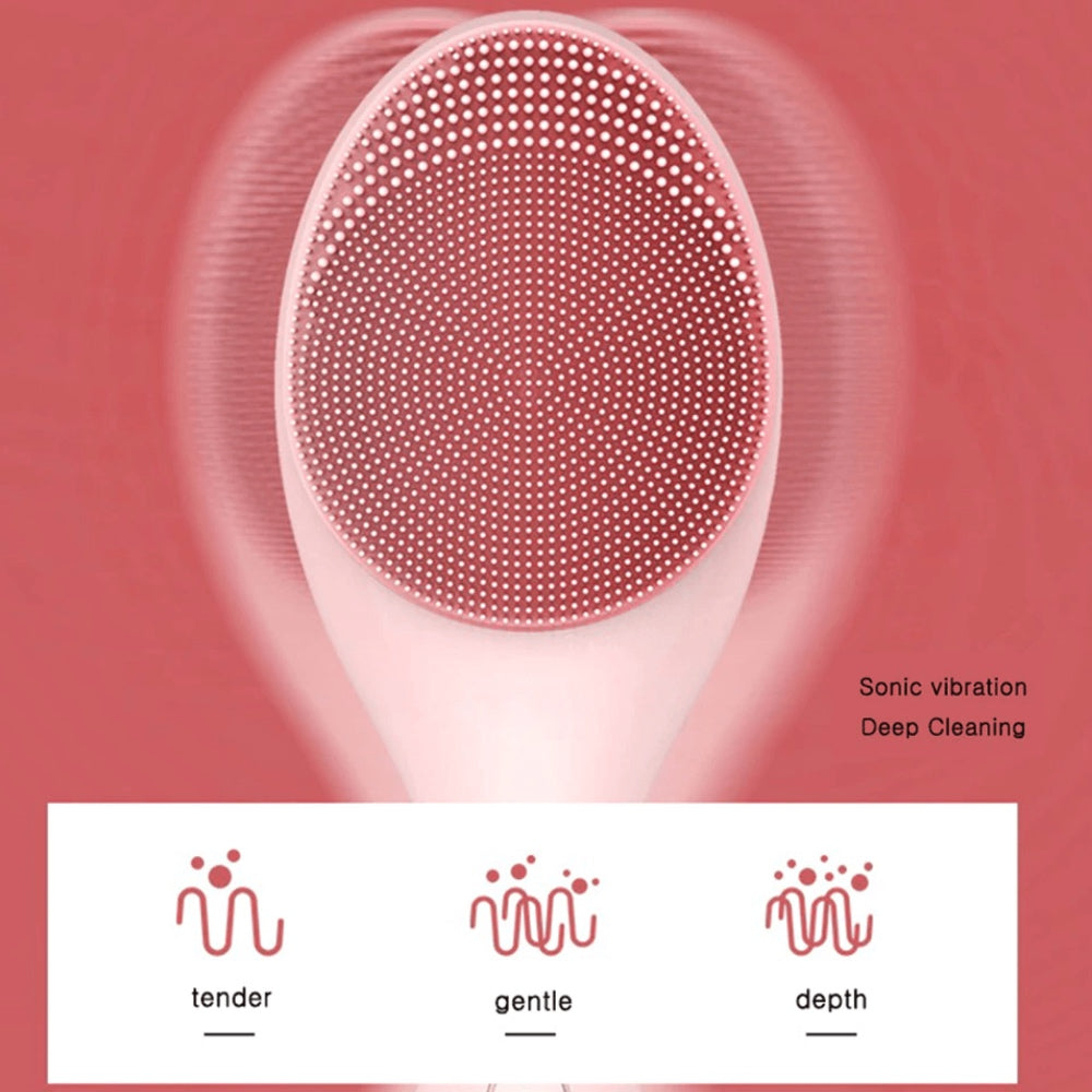 Sonic Vibration Cleansing Brush