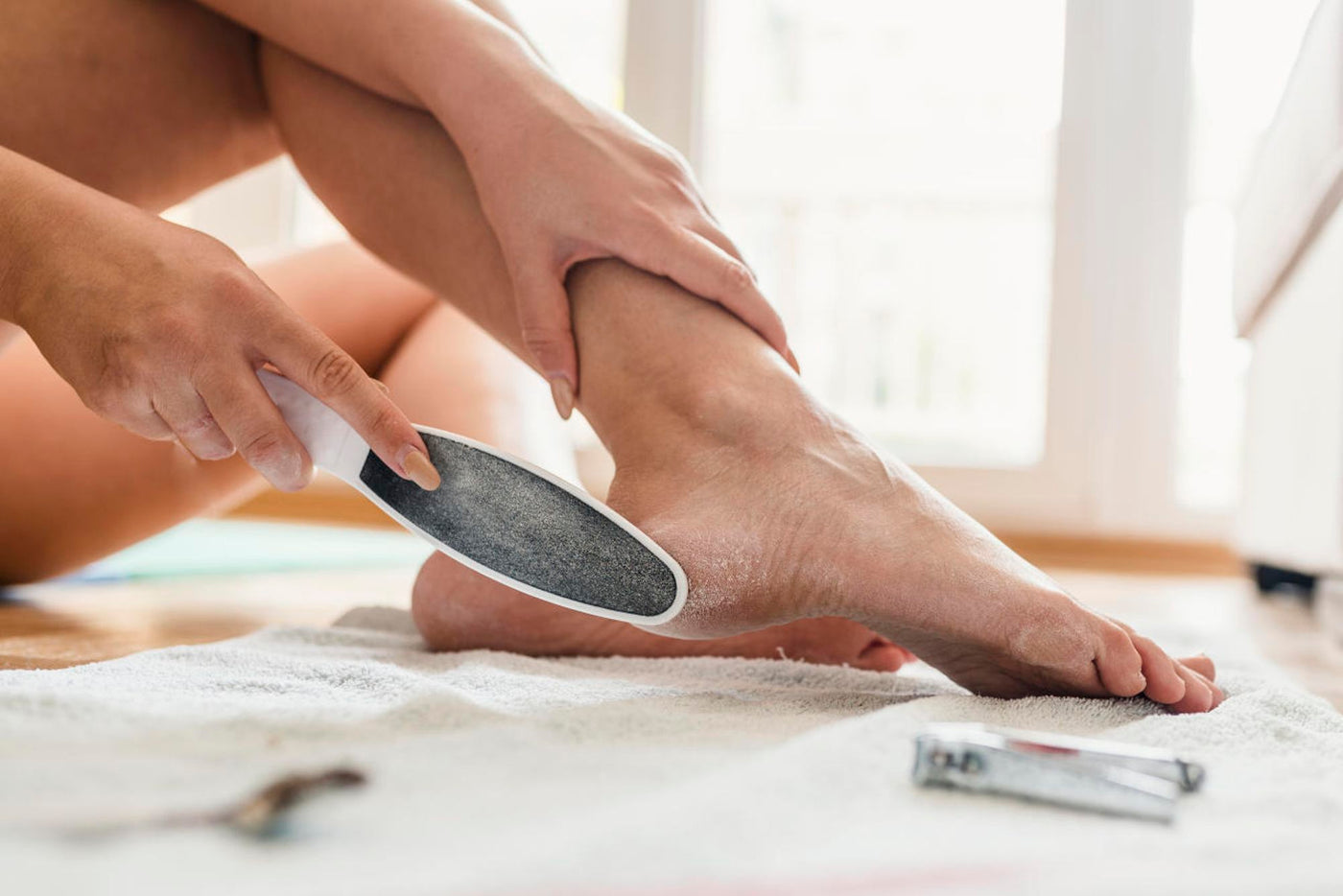 best pedicure file
