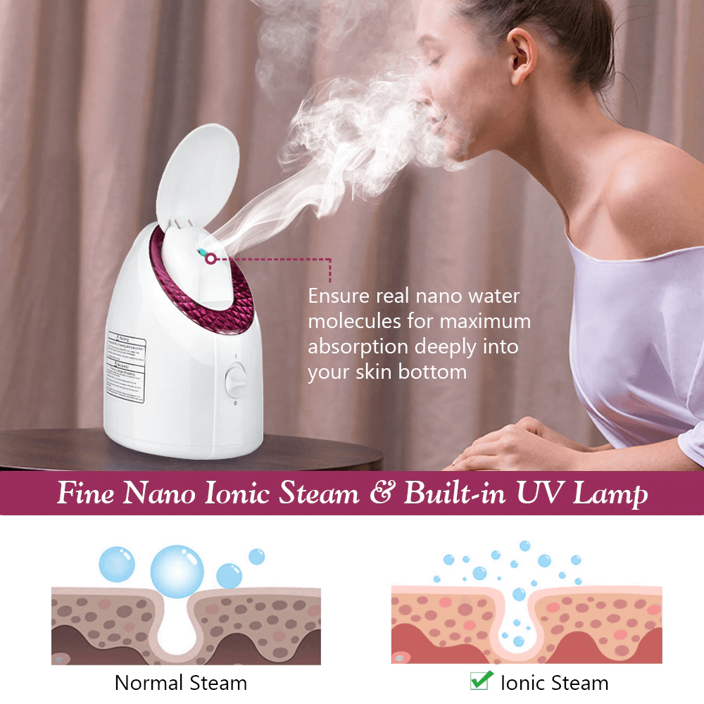 How Often Should You Use A Facial Steamer