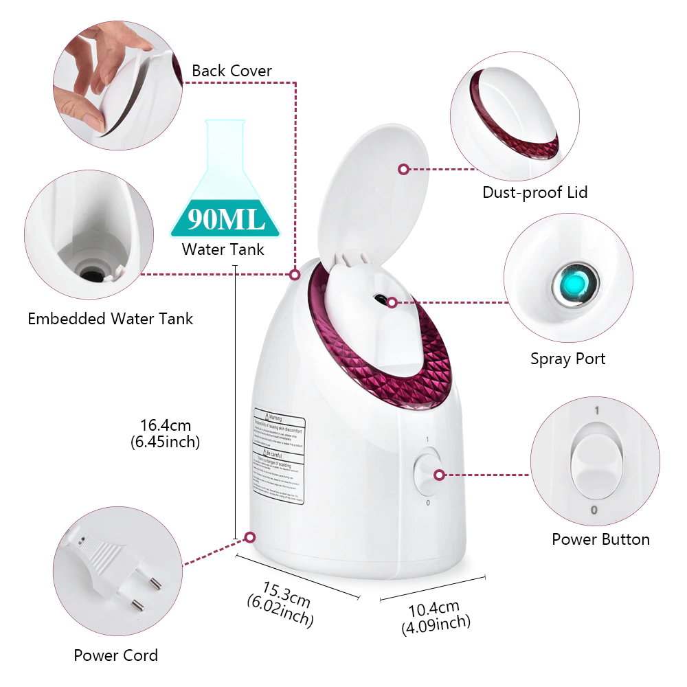 What Does A Facial Steamer Do