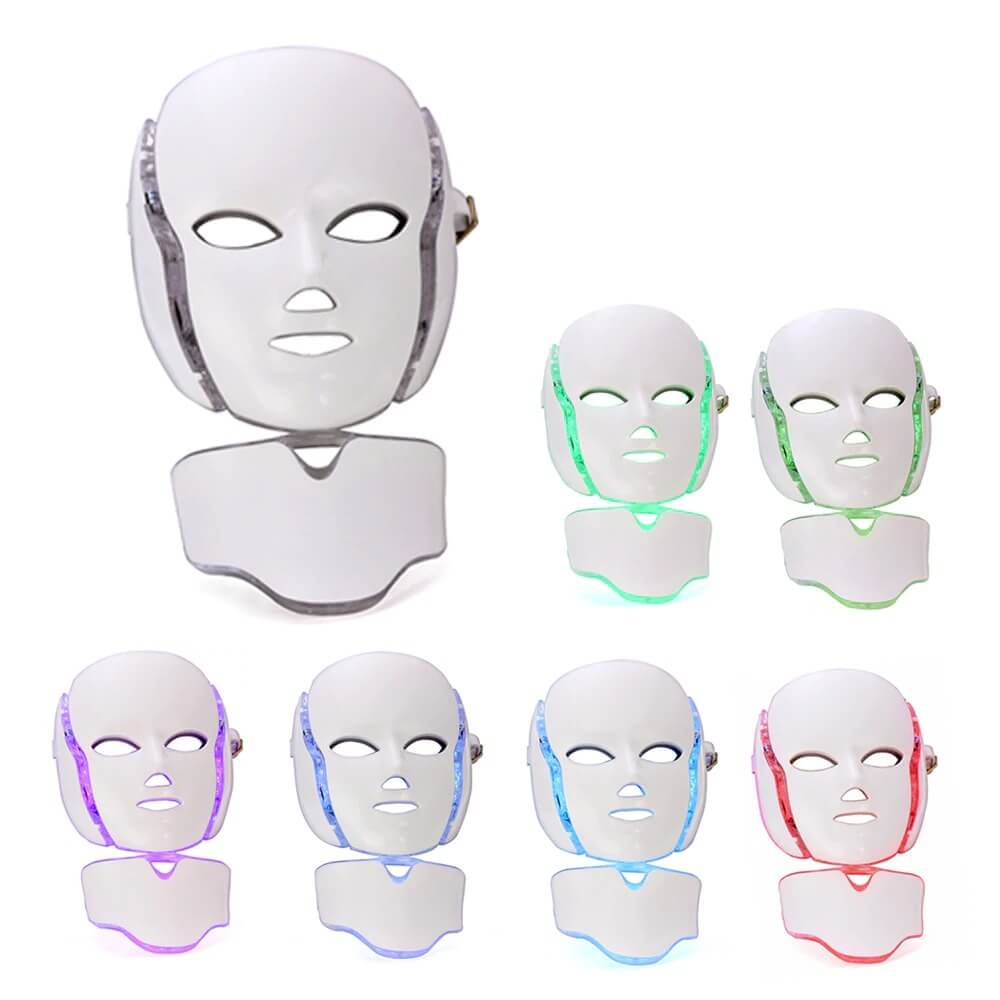 Led Light Therapy Mask Color Chart