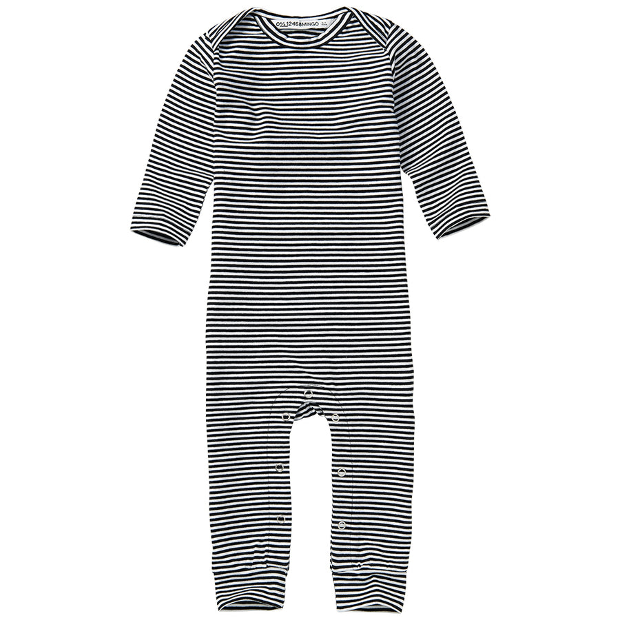 Basics Playsuit Stripes