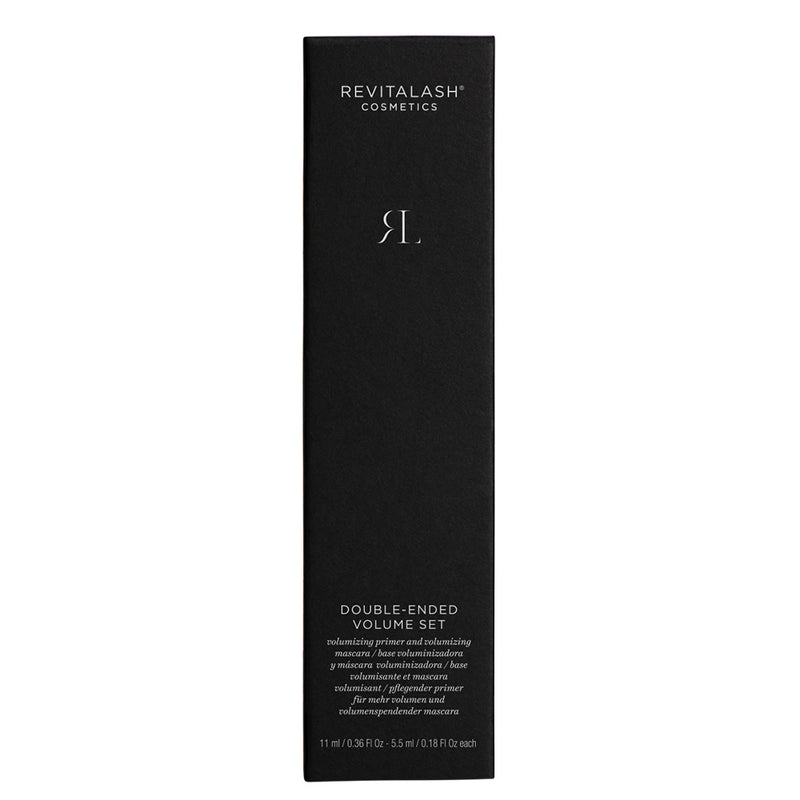 Double-Ended Volumizing Primer and Mascara