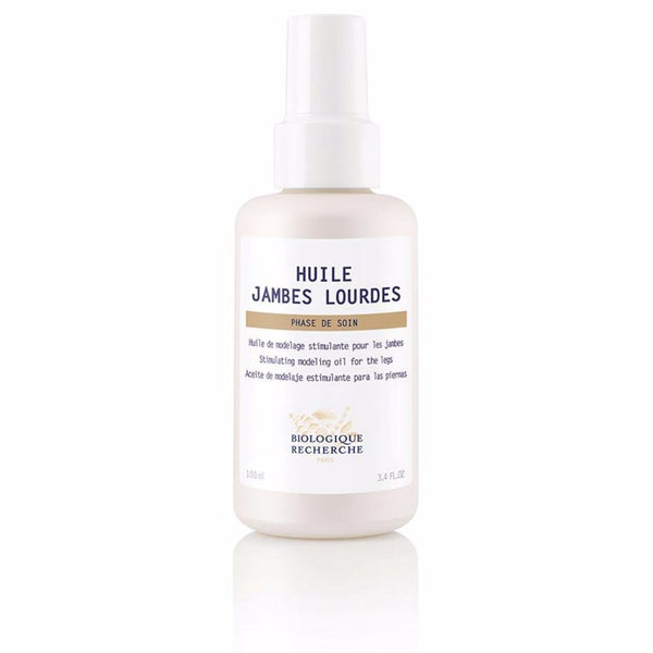 Huile Jambes Lourdes
