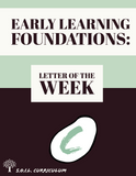 Letter of the Week: C