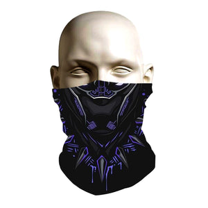 Face Mask -  Black Panther Movie design
