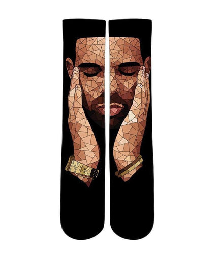 Drake Elite socks - DopeSoxOfficial
