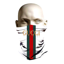 Load image into Gallery viewer, Face Mask - Gucci drip design