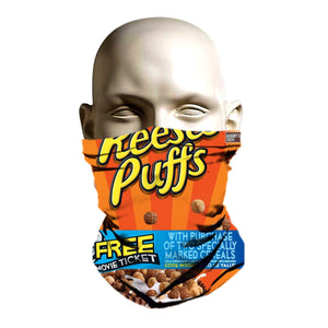 Ski Mask - Reese's puff cereal design
