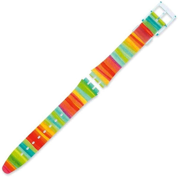 Swatch cinturino orologio COLOR THE SKY Originals Gent AGS124